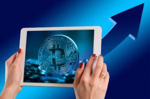 Erhöhung des Bitcoinpreises